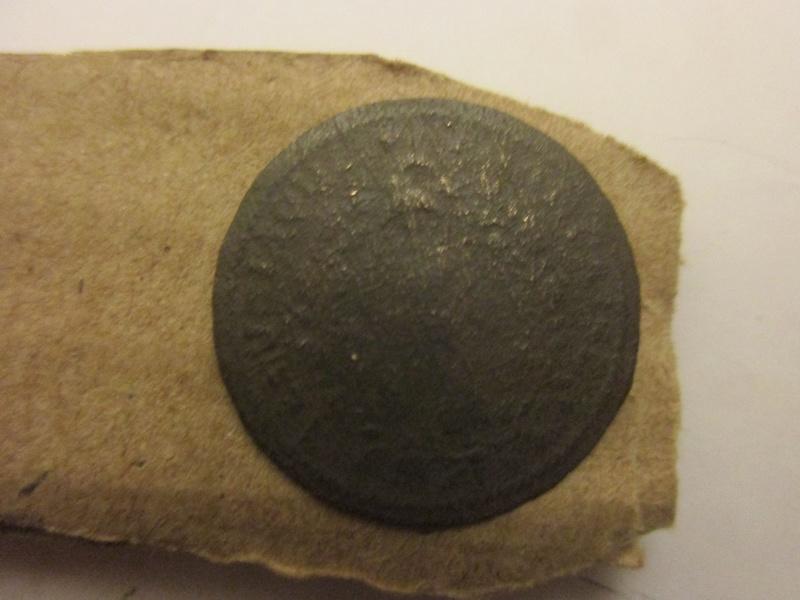 bouton Phrygien D'infanterie  Militaire 1791/1803 Img_5812