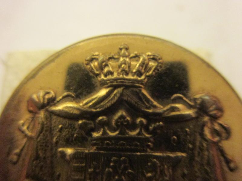 [BOUTONS] Possessions des Habsbourg, royaume de Hongrie Img_6591