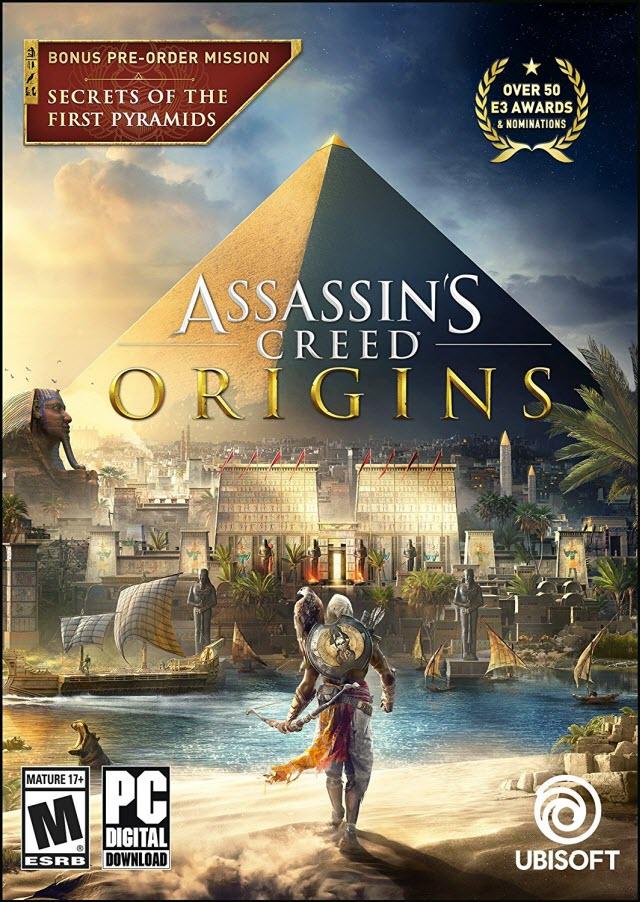 تحميل لعبة Assassins Creed Origins Gold Edition Fitgirl بحجم 55 جيجا 124