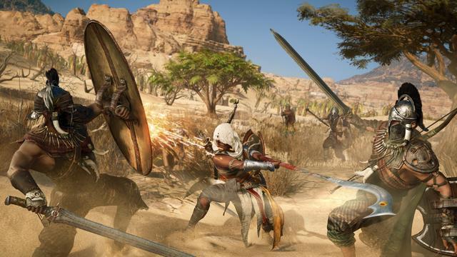 تحميل لعبة Assassins Creed Origins Gold Edition Fitgirl بحجم 55 جيجا 719