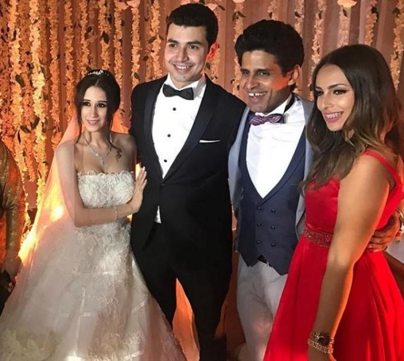 5 نجوم من مسرح مصر دخلوا عش الزوجية في 2017 Anwar_10