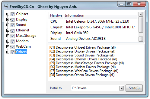 اسطوانة التعريفات الشاملة Sky Driver XP بمساحه صغيره تحميل مباشر Untitl11