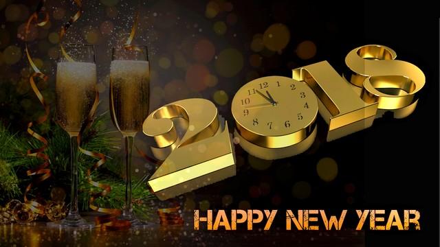 Bonne année 2018 Nouvel10