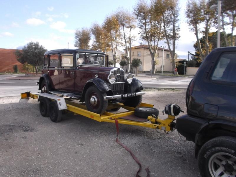 301c limousine de luxe de 1933 - Page 2 301_510