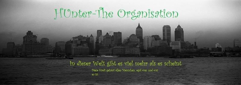 Hunter -The Organisation