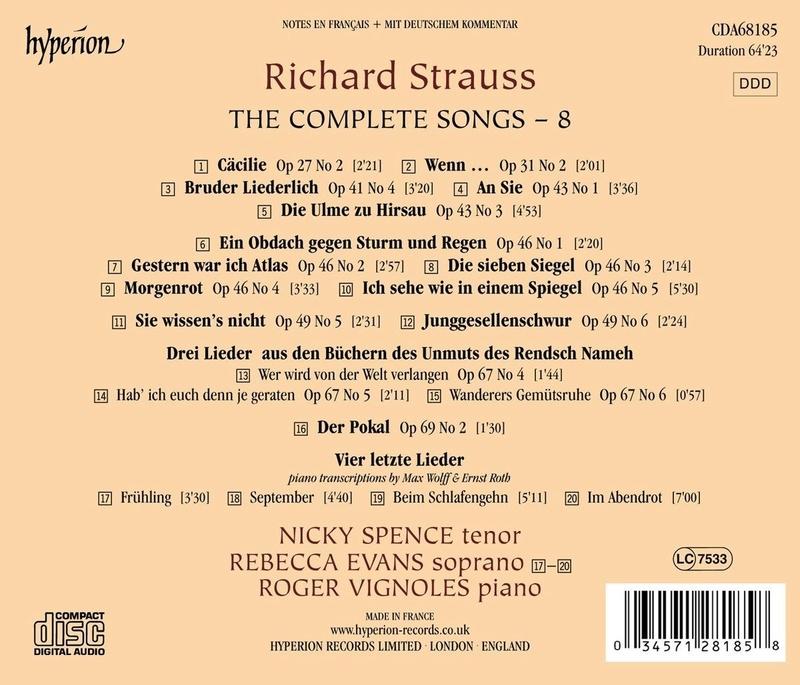 Richard Strauss (1864-1949) - Page 3 71b6u910
