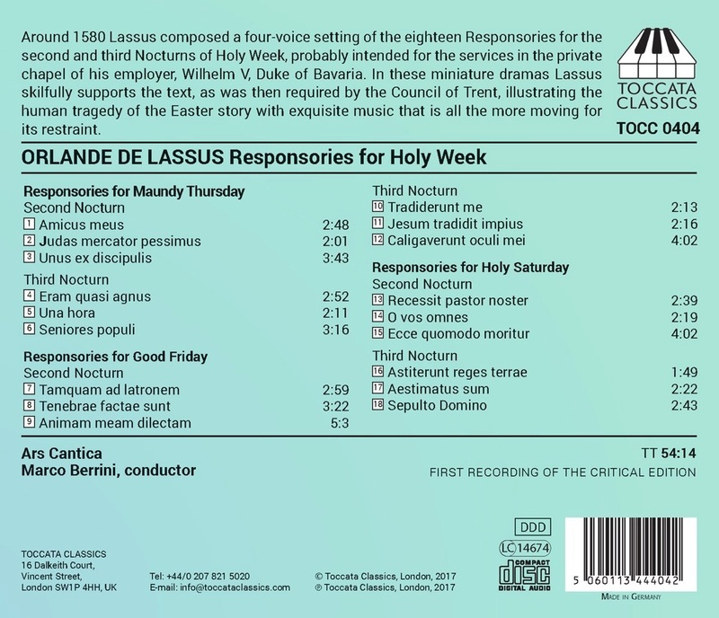 Roland de Lassus 71u2bh10