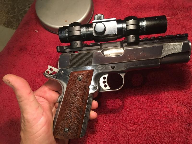 WTS Rock River Wad Gun in Arizona- sold Img_0417
