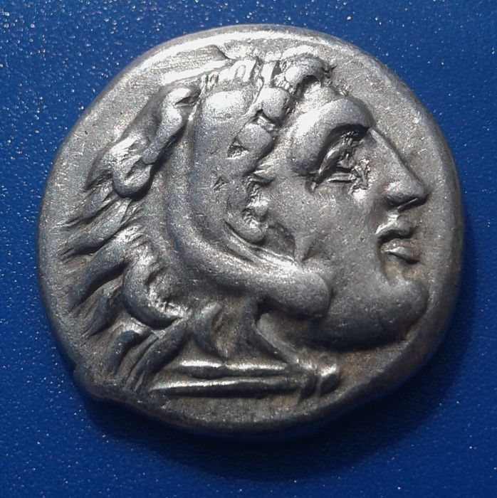 Dracma de Filipo III Arrideo Hgf11