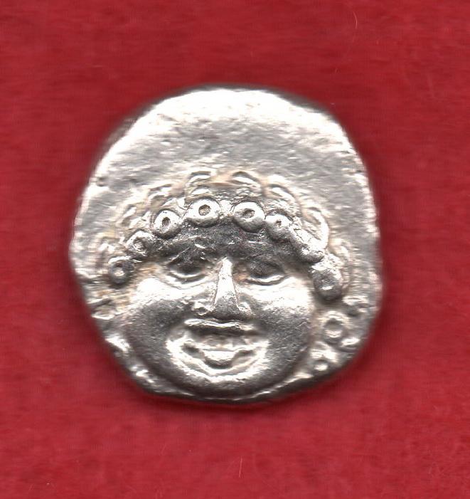 Dracma. Apollonia Póntica. Tracia Mm_02711