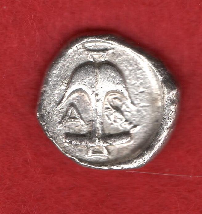Dracma. Apollonia Póntica. Tracia Mm_02812