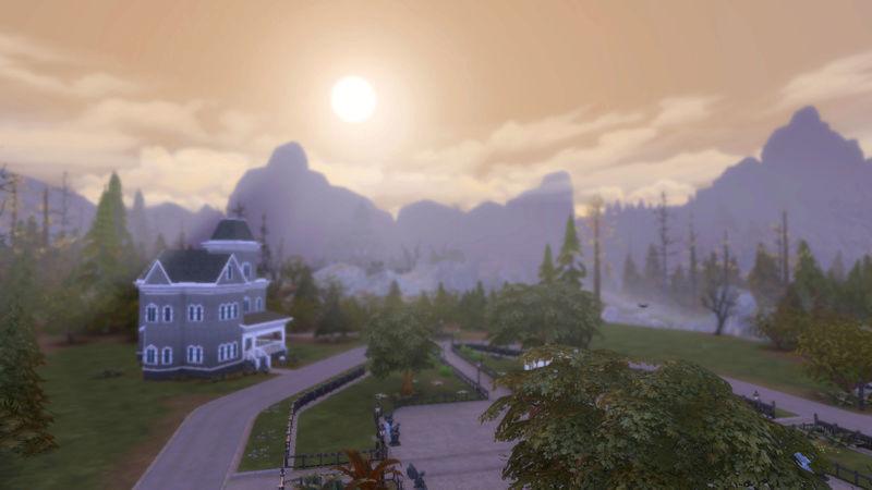 (Histoire) Chroniques de Forgotten Hollow : La sorcière Monochrome. 06-01-10