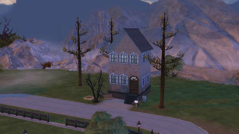 (Histoire) Chroniques de Forgotten Hollow : La sorcière Monochrome. 06-01-11