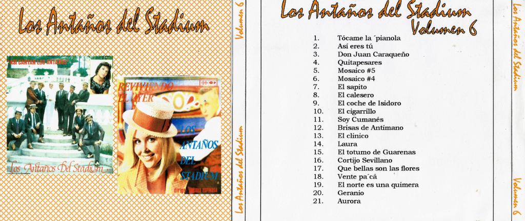 Los Antaños del Estadium Vol.6 Los_an15