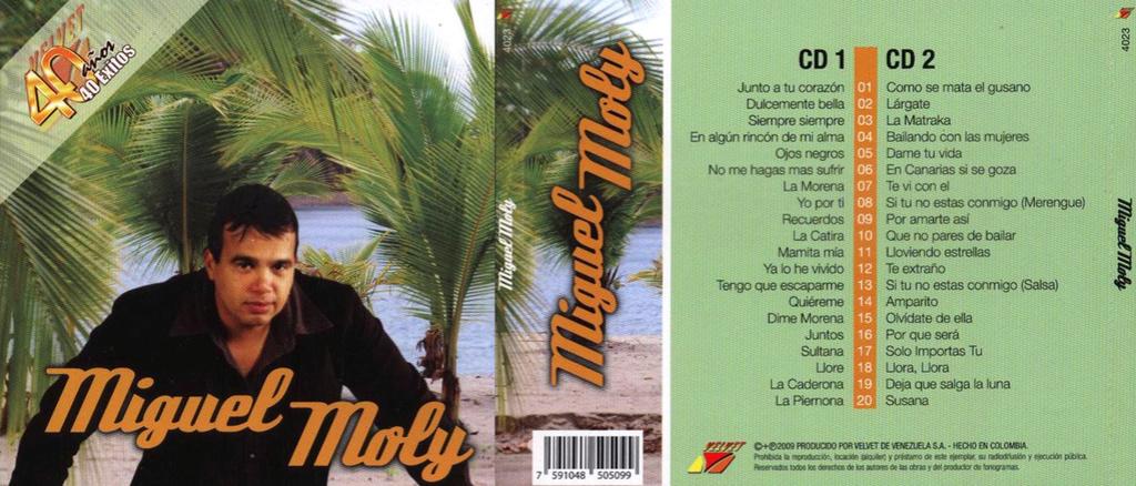Miguel Moly - 40 Años 40 Exitos (Velvet)(2CDS)(2009) Miguel15