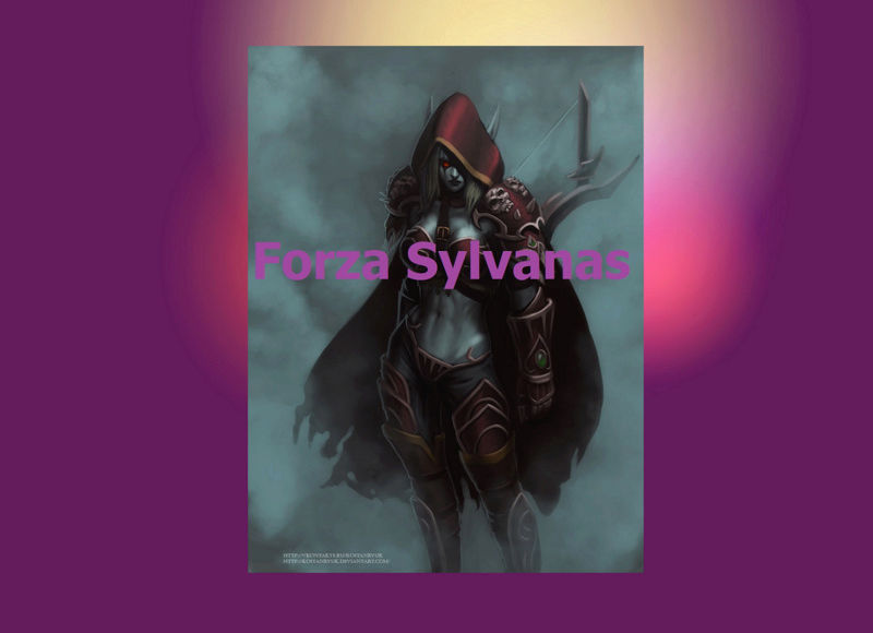 Forza Sylvanas