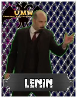 The Russian Bear - Lenin's bio Lenin110