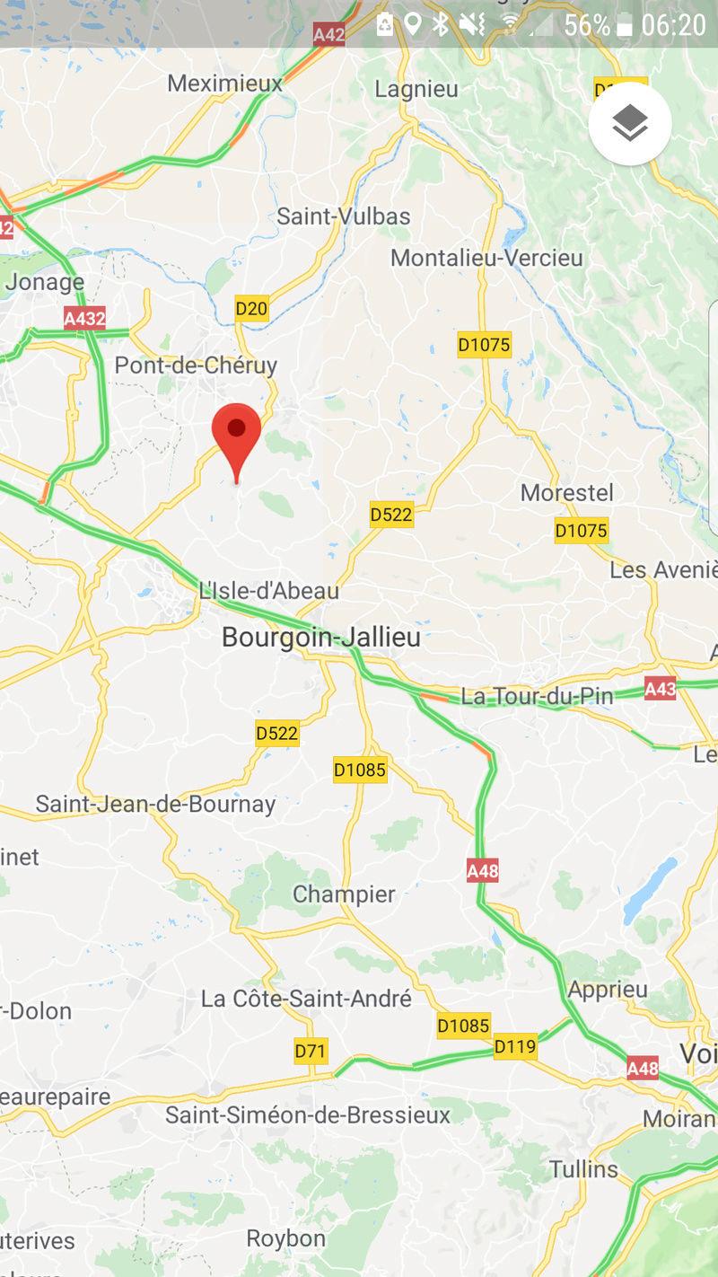 Recherche - Propositions d'itinéraires pour des vacances en Isère Screen10