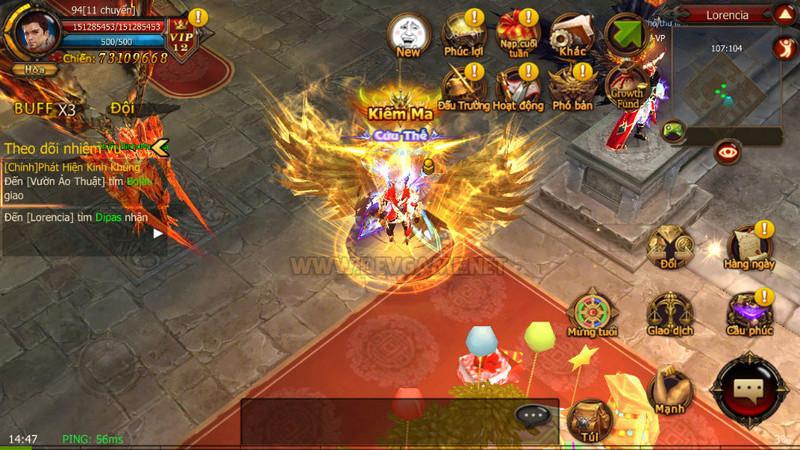 Mu Legend Mobile 8.0 Phiên Bản Mới Nhất Tại Việt Nam Open 10h ngày 04/06 2018-012