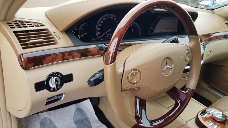 MA CLASSE S limousine fin 2005 20180310
