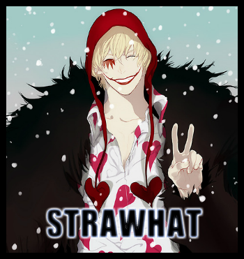 Strawhat - One Piece AU Strawh23