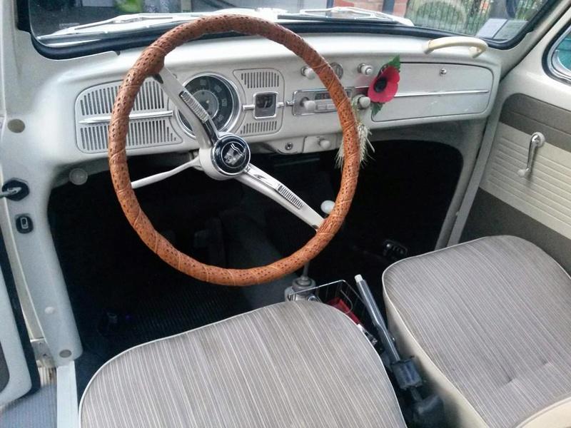 1965 Pearl White L87 21103611