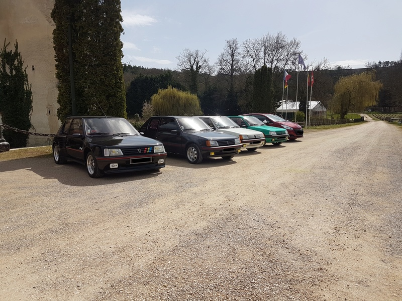 [GTIPOWERS DAYS] Bourgogne - 7-8 Avril 2018 - Page 4 20180410
