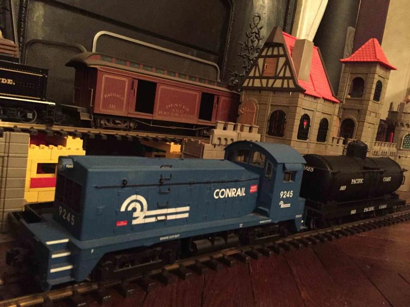 Playmobil / LGB les trains de jardin Img_4610