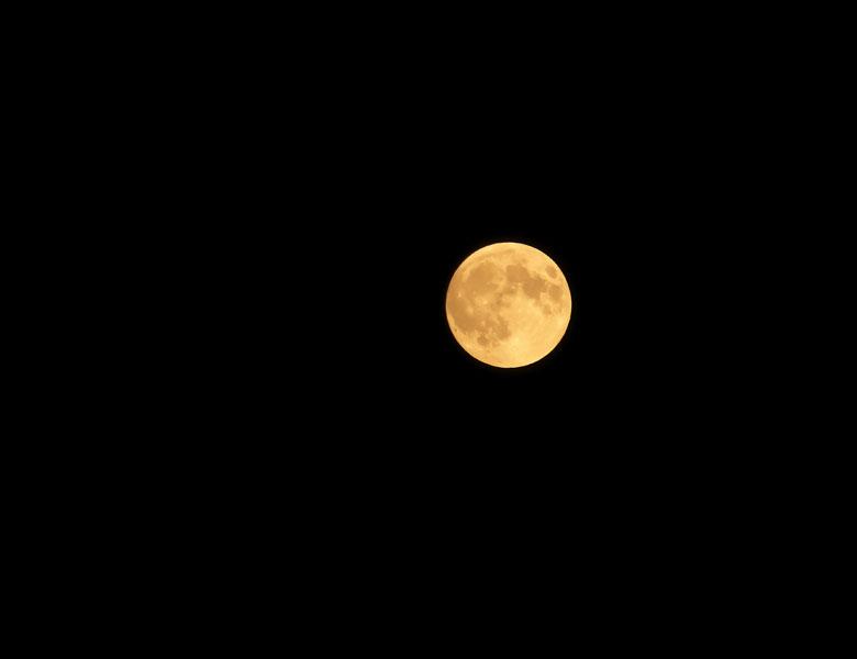 Der Mond Vollmo10