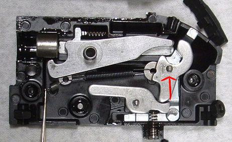 Walther LGV - Problème, le coup ne part pas Detent10