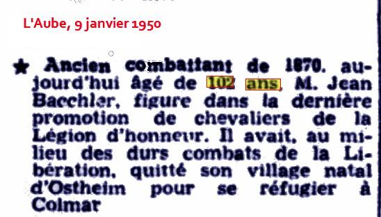 A- RECHERCHES SUR DE POSSIBLES CENTENAIRES DÉCÉDÉS - Page 3 Jean_b10