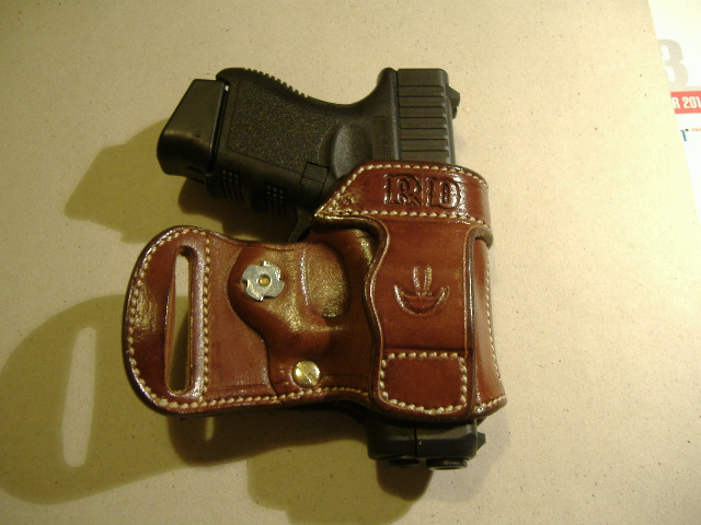 "HOLSTER AMBIDEXTRE : le ""PRACTIC"" by SLYE Glock_15"