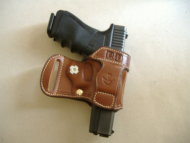 "HOLSTER AMBIDEXTRE : le ""PRACTIC"" by SLYE Glock_16"