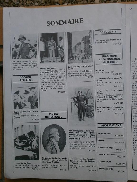 Revue historique des armée dossier General Leclerc Z-revu10