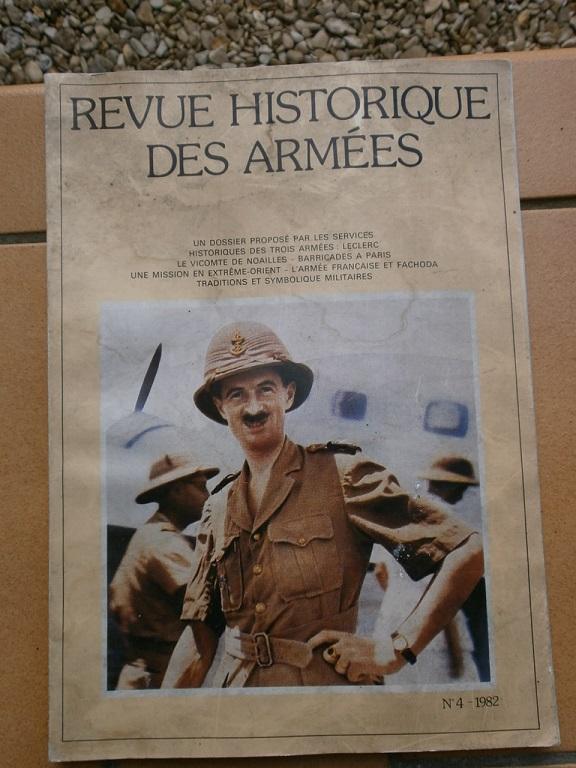 Revue historique des armée dossier General Leclerc Z-revu12