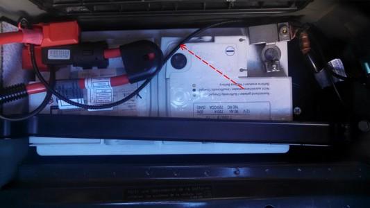 [ Bmw E61 525d M57N an 2006 ] Décharge batterie en roulant aleatoire 29147911