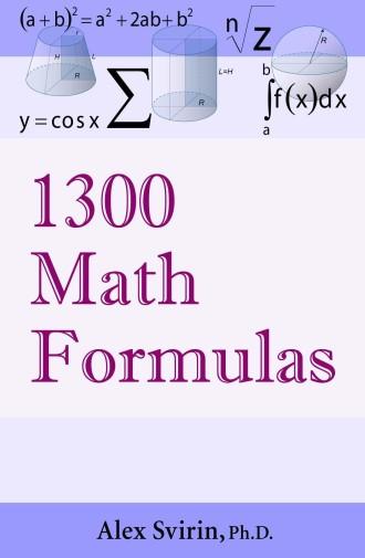 جميع قوانين الرياضيات 1300 Math Formulas Screen10