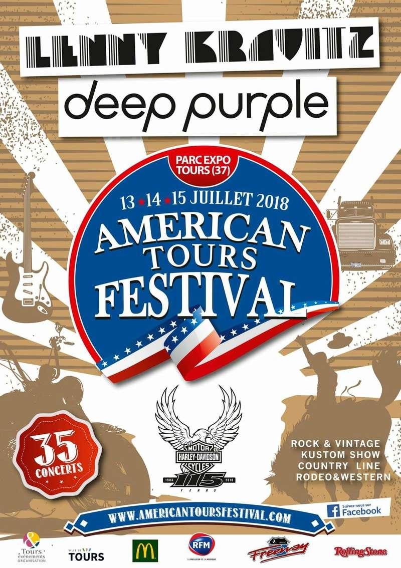 AMERICAN TOURS FESTIVAL 13 au 15 juillet 2018 Fb_img14