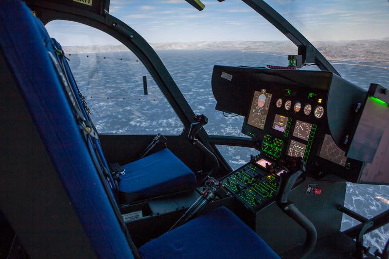 Technicien & Ingénieur Simulateurs de Vol Hélicoptères 20130610