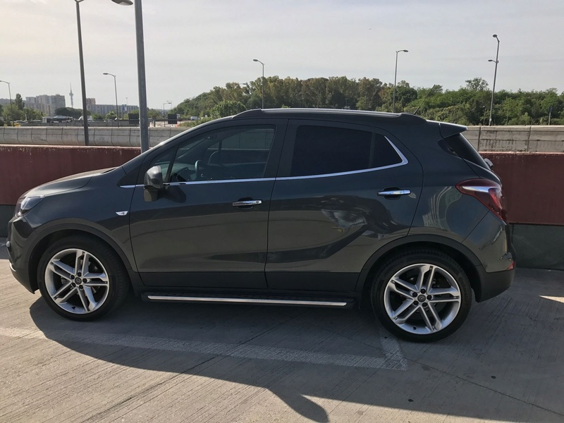 VENDO Opel Mokka X Settembre 2016 Img_5710