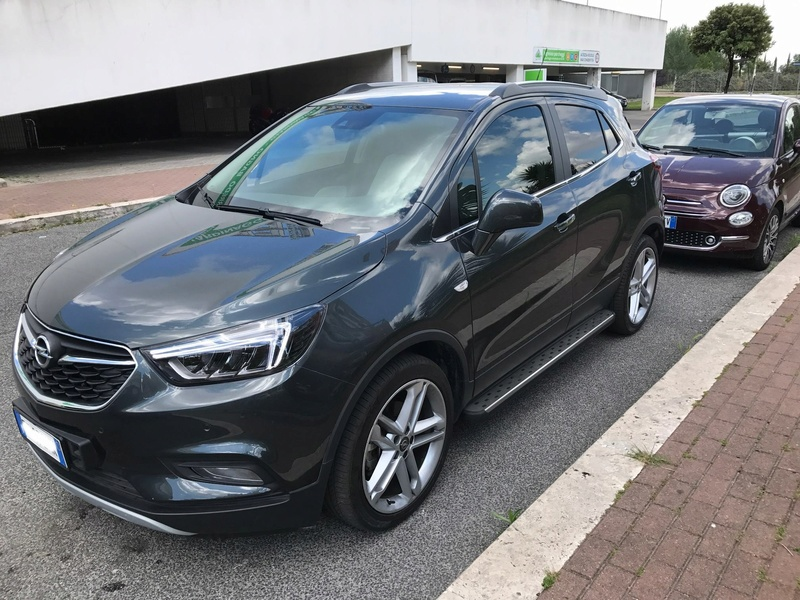 VENDO Opel Mokka X Settembre 2016 Img_5711