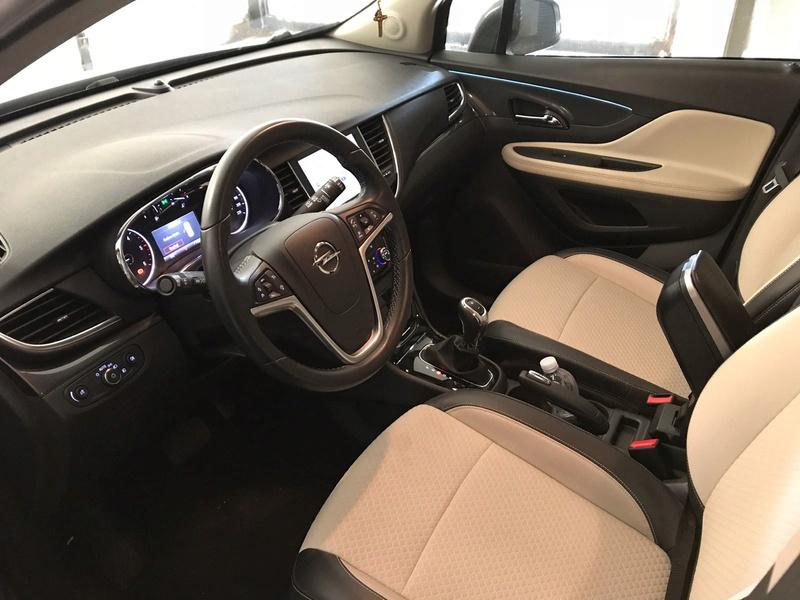 VENDO Opel Mokka X Settembre 2016 Whatsa12