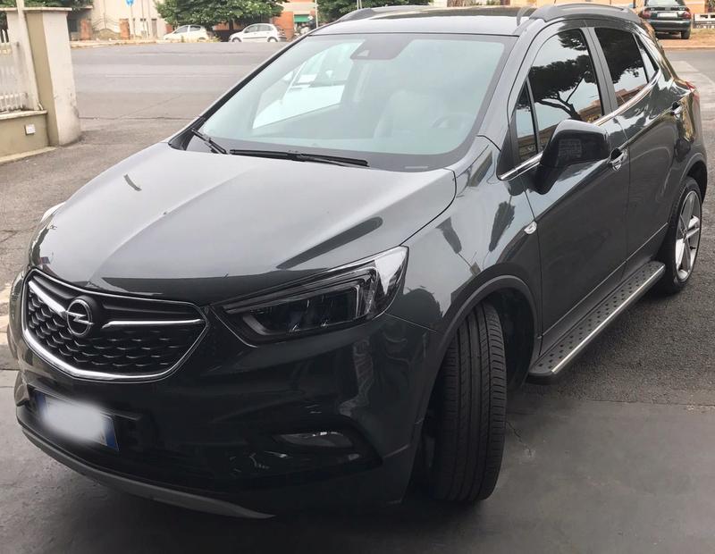 VENDO Opel Mokka X Settembre 2016 Whatsa16