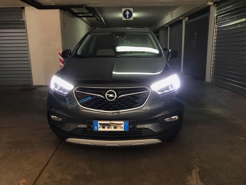 VENDO Opel Mokka X Settembre 2016 Whatsa17