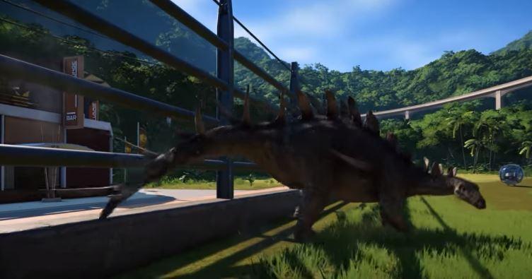 Jurassic World Evolution Dinosaur List Thread - Page 3 Kentro10