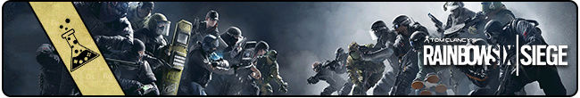 Tom Clancy's Rainbow Six: Siege R611