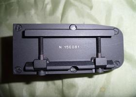 Interface rail de 11mm vers weaver pour point rouge Df21c010