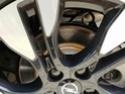 Ruggine coprimozzo ruota posteriore 20180610