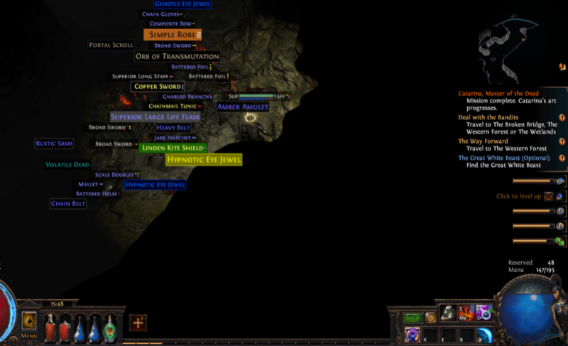 Guilde AOF sur Path of Exile Ouverte !! Tabu10