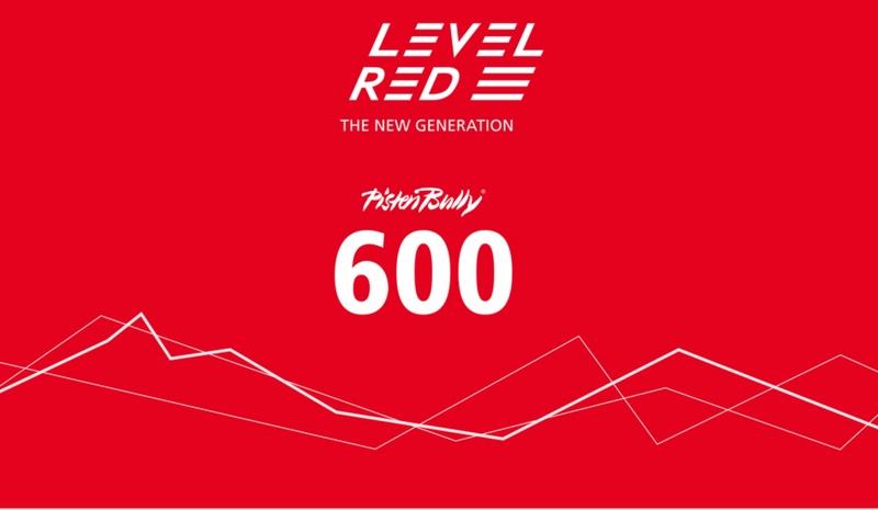 PistenBully NEW 600 «Level Red» 21006d10